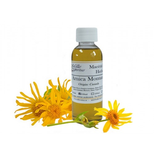 Arnica Montana Herbal Oil