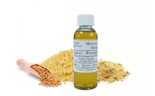 Fenugreek Oil (Trigonella foenum graecum)