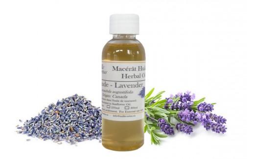 Lavender Herbal Oil (lavandula augustifolia)