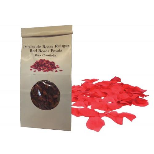 P tales de rose s ch es rosa centifolia - Petales de roses sechees ...