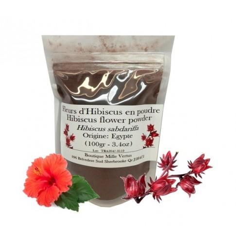 Hibiscus Flowers Powder Hibiscus Sabdariffa