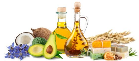 huiles vegetales cosmetiques